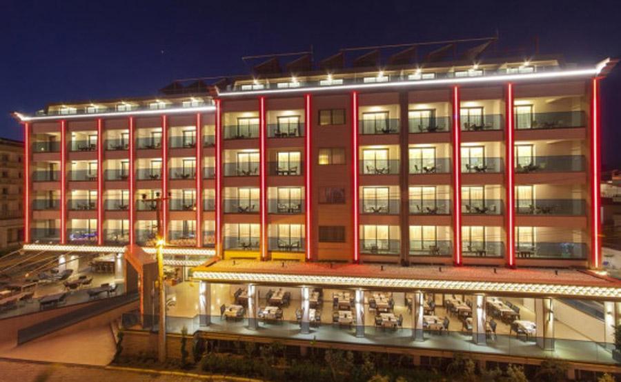 Marmaris Hotel Jan De Wit Dizayn