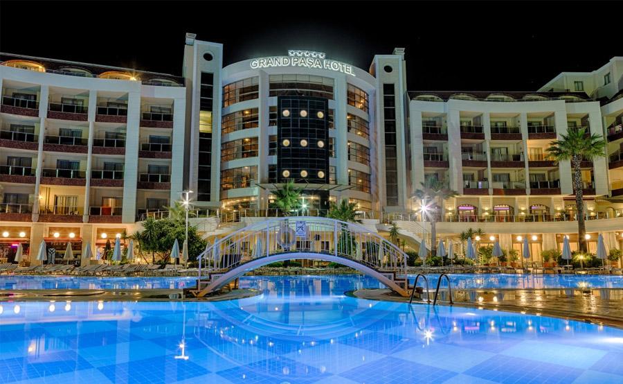 Marmaris Hotel Grand Pasa Hotel