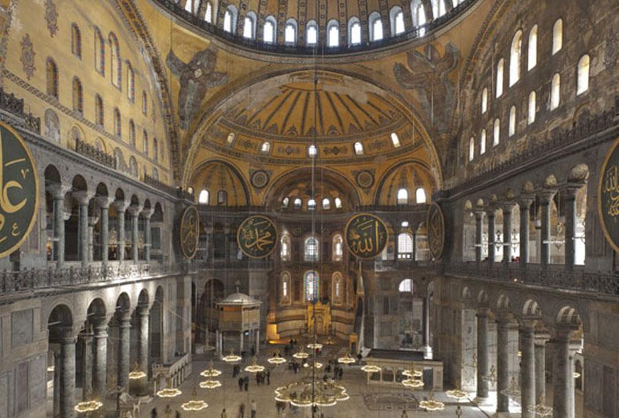 ayasofya muzesi istanbul