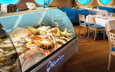 aquarium restaurant izmir