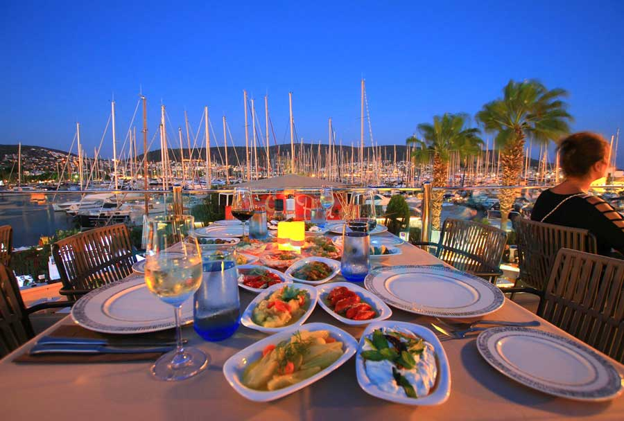 yatch marina club bodrum
