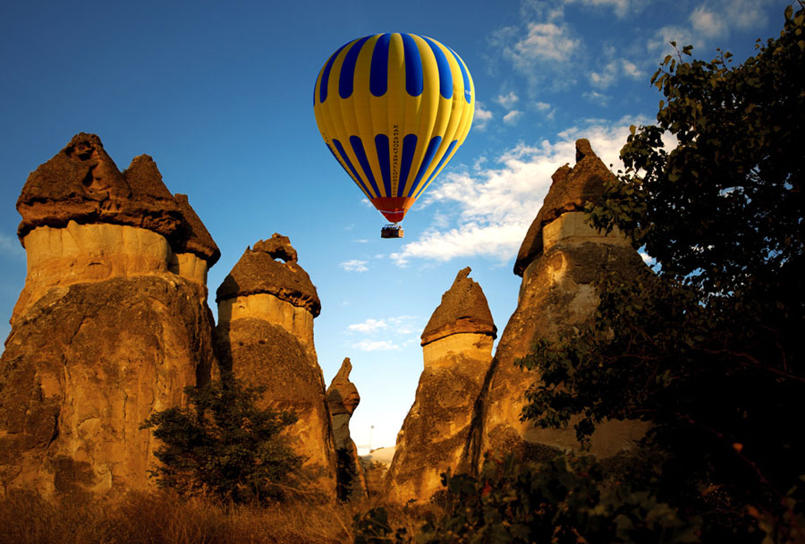 kapadokya ballons