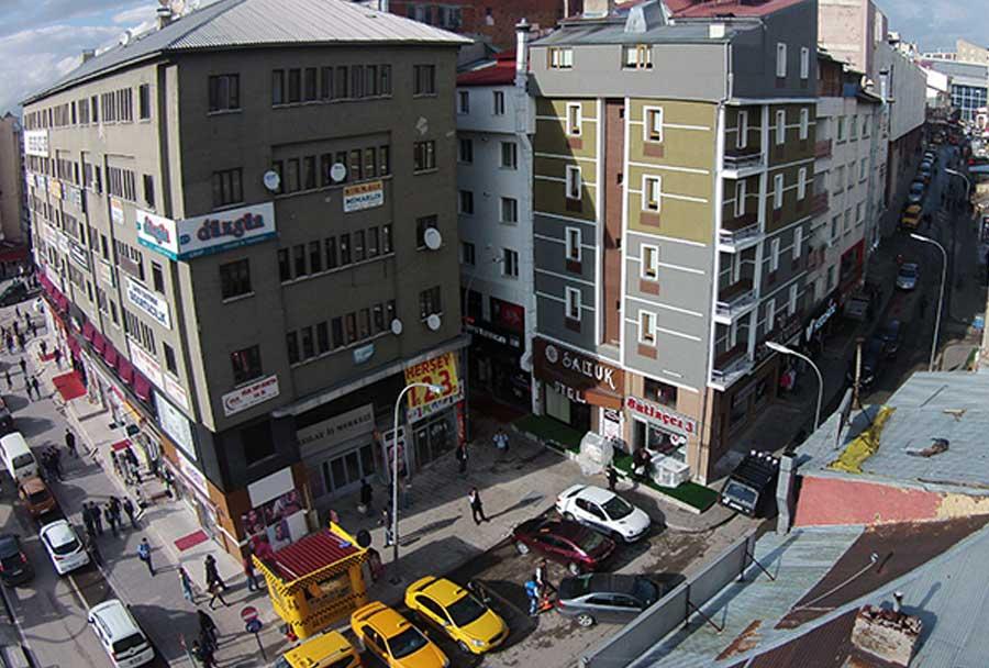 erzurum saltuk hotel