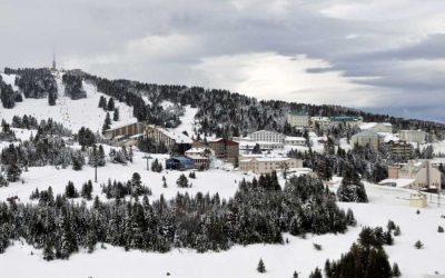 uludag kayak merkezi bursa