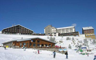 kartalkaya kayak merkezi bolu